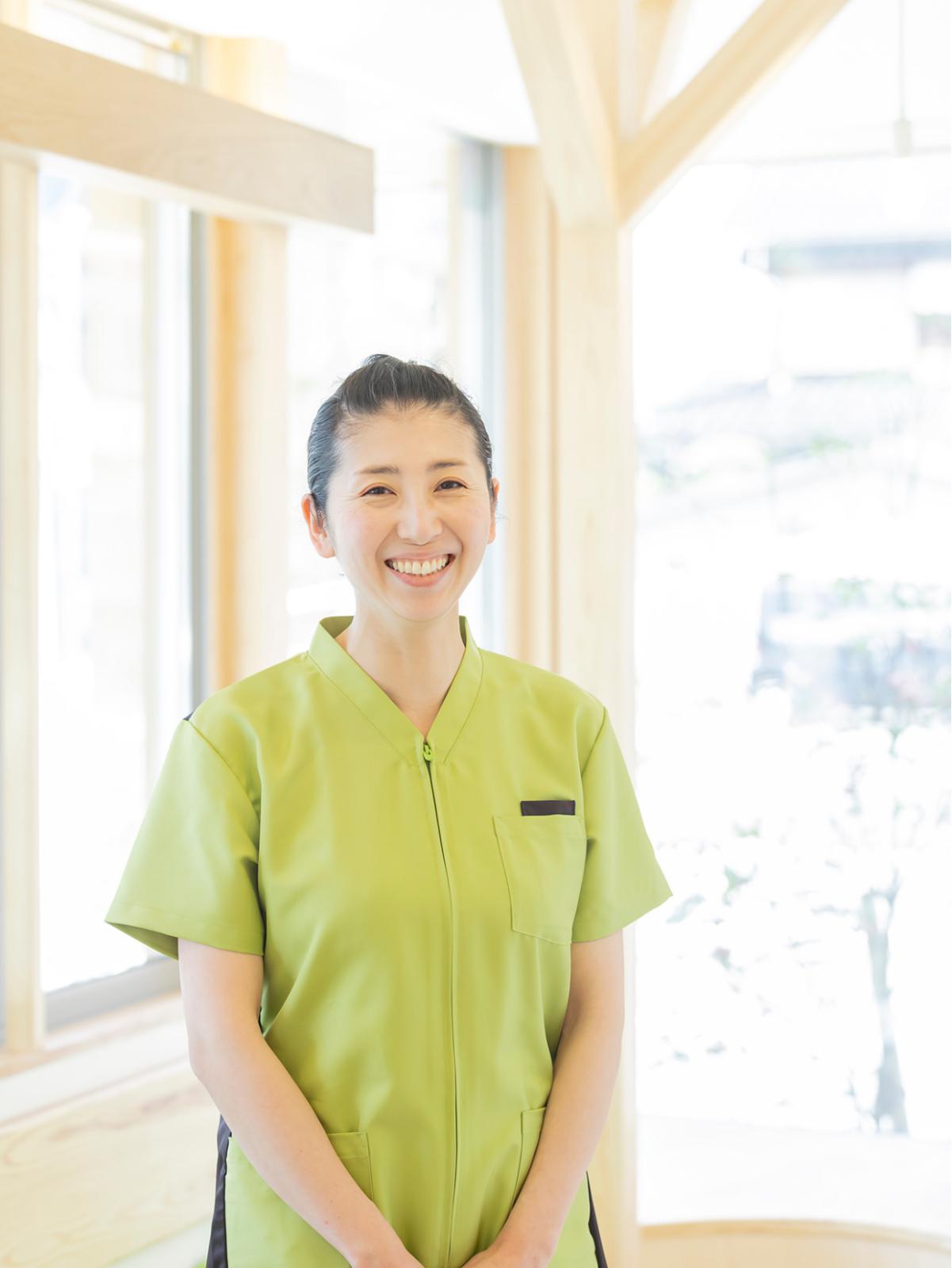 立川の森歯科クリニック医院長 福川聖子